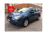 Foto Subaru Forester 2.0 4WD 147hk Toppskick Nyser