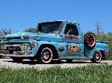 Foto GMC custom Stepside 1964