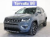 Foto Jeep Compass 1.4 limited awd aut 170hk -...