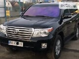 Foto Toyota Land Cruiser 200 2012