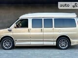 Foto Chevrolet Express пасс. 2011