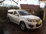 Foto Great Wall Haval H3 2012