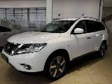 Foto Nissan Pathfinder 3.5 At (4wd)