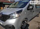 Foto Renault Trafic пасс. 2015