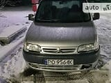 Foto Citroen Berlingo пасс. 2002