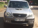 Foto 2005 Hyundai Terracan 2.9 AT 4WD (174 л. С)