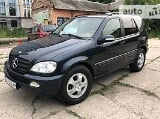Foto Mercedes-Benz ML 270 2001price