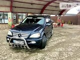 Foto Mercedes-Benz ML 270 2001