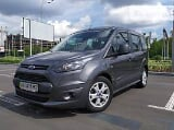 Foto Ford Tourneo Connect пасс. 2016