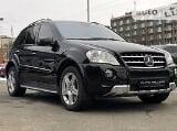 Foto Mercedes-Benz ML 63 AMG 2007