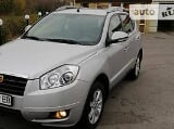 Foto Geely Emgrand X7 2014