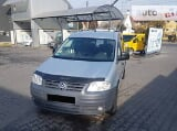 Foto Volkswagen Caddy пасс. 2009