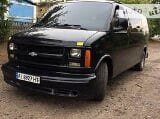 Foto Chevrolet Express пасс. 2001