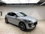 Photo 2015 Porsche Macan turbo