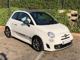 Photo 2015 Abarth 500 1.4T 595 Turismo Cabriolet