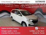 Photo 2017 Toyota Avanza 1.5 SX Auto