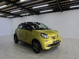 Photo 2017 Smart ForFour Base