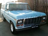 Photo 1978 Ford F100 Diesel R149000 Cash
