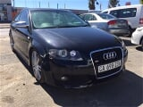 Photo Black Audi with 167000km available now!