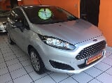 Photo SILVER Ford Fiesta 1.4 Ambiente with 102496km...