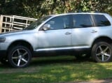 Photo 2005 vw tdi 2.5 4X4 Toureg Airsuspension automatic