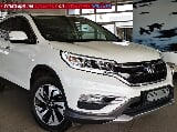 Photo 2017 Honda CR-V 2.4 i-VTEC 4x4 Executive AT,...