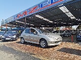 Photo Silver peugeot 1.4 POPART A/C 5DR with 170000km...