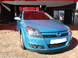 Photo Opel Astra 1.8 5-door Enjoy Auto