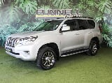 Photo 2017 toyota prado vx-l 3.0d a/t