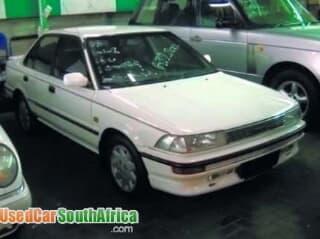Toyota 16v Corolla Used Cars Trovit