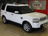 Photo Only 115 000 km! 2013 land rover discovery 4...