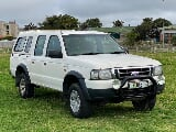 Photo 2004 Ford Ranger 2500TD 4x4 XLT Double Cab