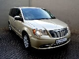 Photo 2012 Chrysler Grand Voyager 2.8 CRD Limited Auto