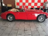 Photo Austin Healey Replica 2014