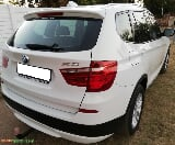 Photo 2014 BMW X3 2.0d x-drive Exclusive auto used...