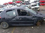Photo Peugeot 206 1.4 stripping for spares