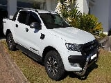 Photo 2018 Ford Ranger 3.2 Tdci Wildtrak 4X4 D/cab At