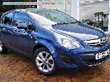 Photo 2014 Opel Corsa 1.4 Essentia 5-door, Blue with...