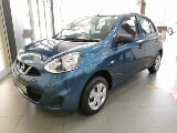 Photo 2020 Nissan Micra Active 1.2 Visia