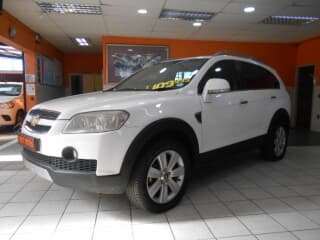 Chevrolet Captiva 7 Seater Used Cars Trovit