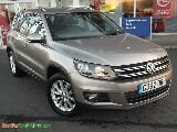 Photo Volkswagen Tiguan Se Tdi Bluetech 4m Estate