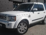 Photo 2012 Land Rover Discovery 4 3.0 d v6 se