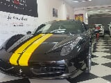 Photo Black Ferrari with 23500km available now!