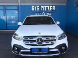 Photo Mercedes Benz X-Class Double Cab X250d 4X4...