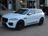 Photo White Jaguar F-Pace 2.0i4 Diesel R-Sport with...