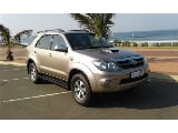 Photo Toyota Fortuner 3.0 D4D