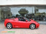 Photo Ferrari 360 Spider F1 3600.0L