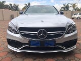 Photo 2015 Mercedes-AMG C-Class