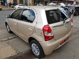 Photo 2010 Toyota Etios For Sale Cape Town, Western...