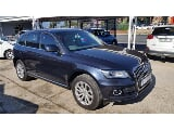 Photo Blue Audi Q5 2.0 TFSI SE Quattro Tiptronic with...